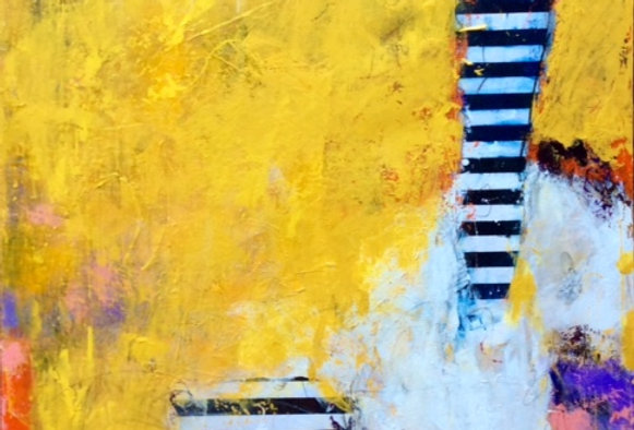 Leaning into Joy. Sold