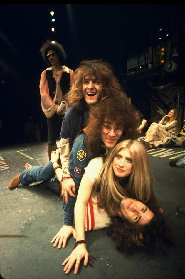 The Broadway musical Hair opened today in NYC ~ 1968