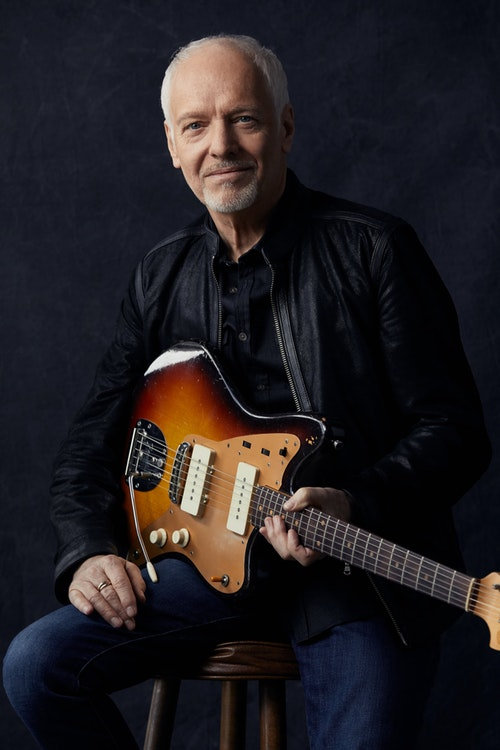 Sending Happy Birthday Wishes Out To Peter Frampton