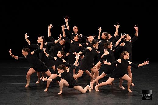 modern jazz ecole de danse step dance's saint victoret marignane
