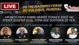 1a Edição - Os Feras do Voleibol Mundial
