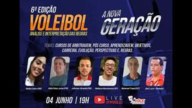 6a Edição - Voleibol Análise e Interpretação de Regras