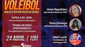 2a Edição - Voleibol Análise e Interpretação de Regras