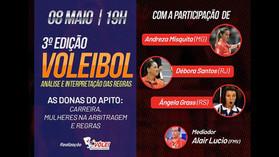 3a Edição - Voleibol Análise e Interpretação de Regras