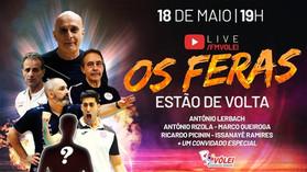 2a Edição - Os Feras do Voleibol Mundial