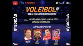 5a Edição - Voleibol Análise e Interpretação de Regras