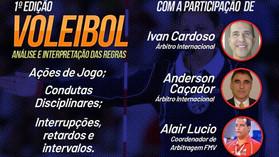 1a Edição - Voleibol Análise e Interpretação de Regras