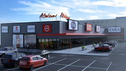 Shopping center visualization