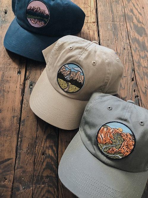 National Park Dad Hat