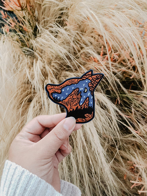 Native Instinct Pup Patch