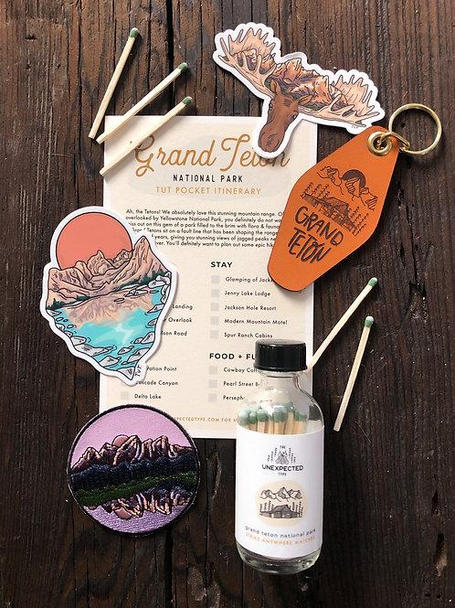 Grand Teton National Park Box