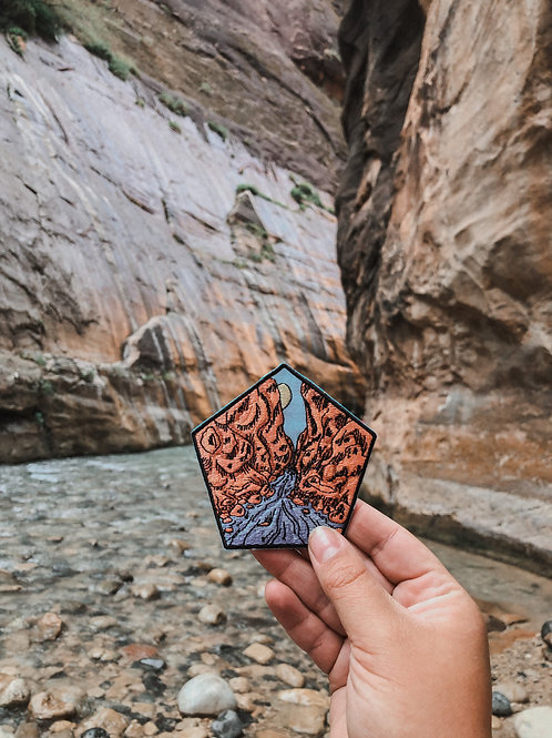 The Narrows Zion Patch