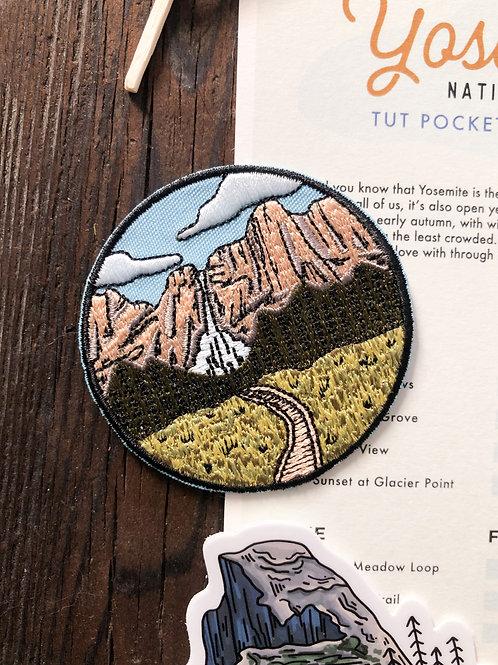 Yosemite Falls National Park Patch