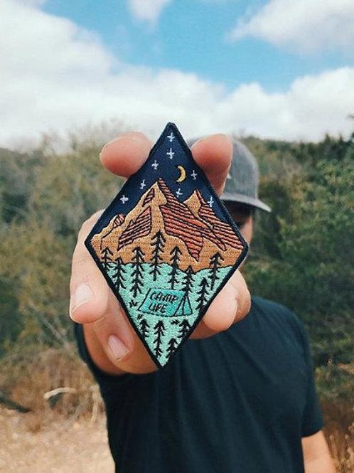 V.1 Camp Life Patch