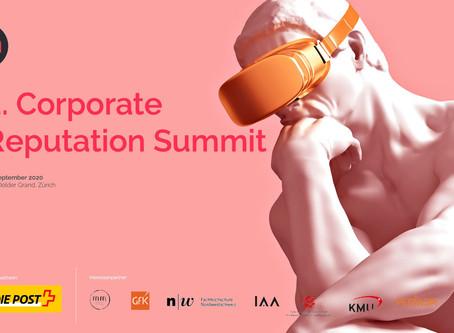 Nach dem 2. Corporate Reputation Summit – wo stehen wir im Jahr 2020?