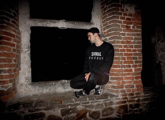 Spiral Freerun Hoody/ Sweatshirt
