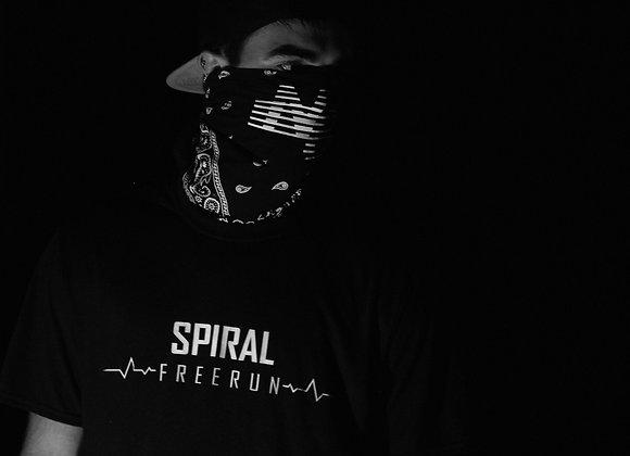 Spiral Freerun ECG T-Shirt