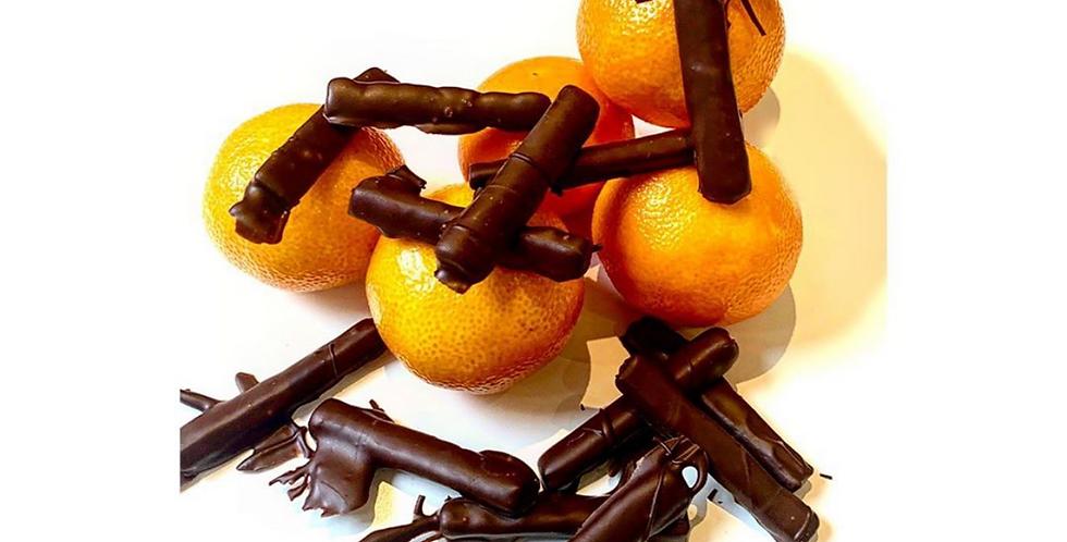 Orangettes 100g