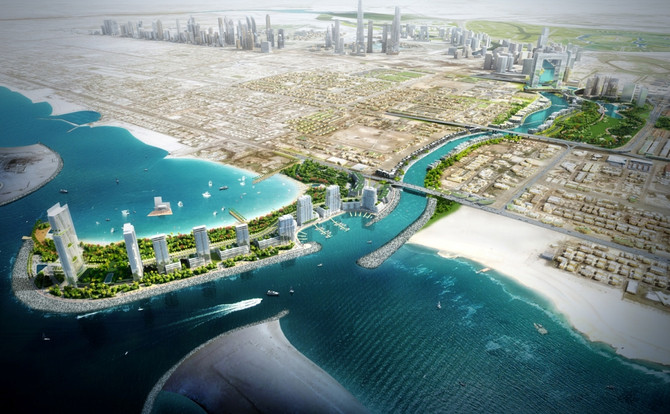 An insight into the Dubai Water Canal project
