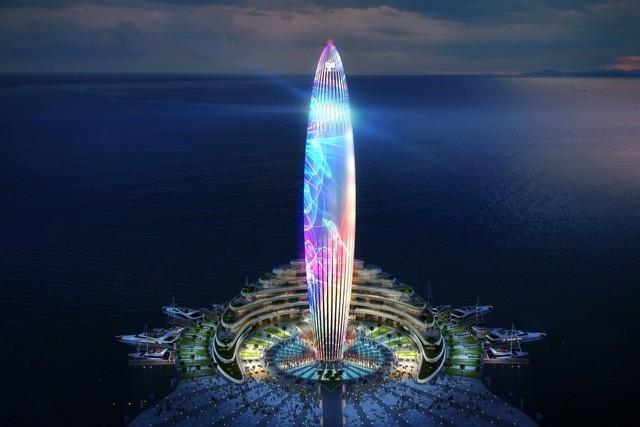 Dubai's 1st project for 2017: Dubai Harbour