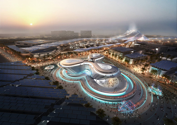 Expo2020 reveals breath-taking designs for theme pavillions...