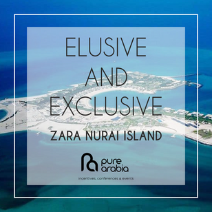 Elusive & Exclusive: Nurai Island Resort