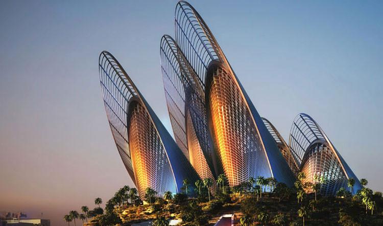 MegaStructures - Sheikh Zayed Mosque, Abu Dhabi (National