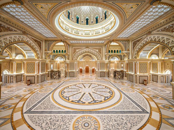 Qasr Al Watan - A Presidential Experience