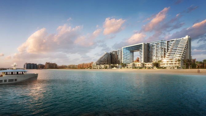 Middle East hotel boom sees 50.4% year-on-year increase in hotel construction.