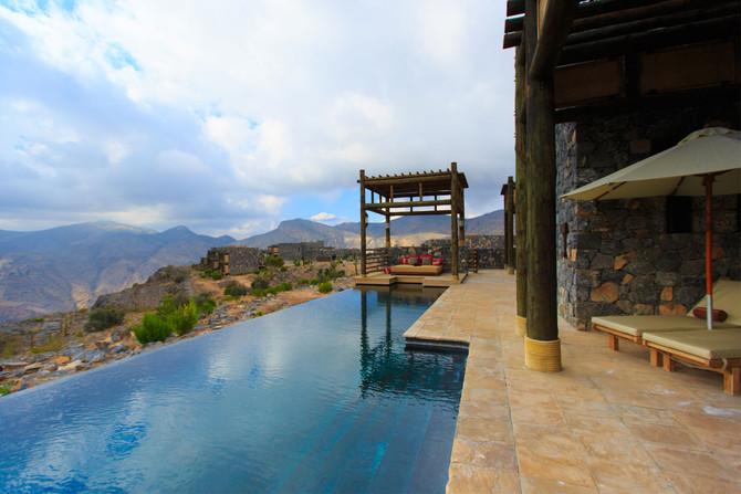 Oman's hidden treasure: Alila Jabal Akhdar