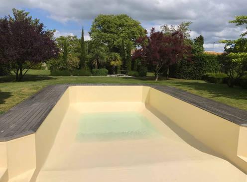 rénovation piscine résidentielle