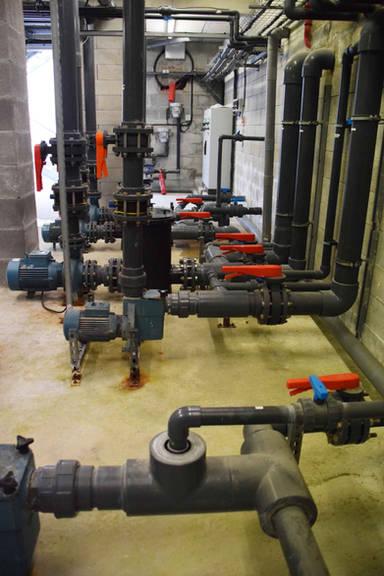 pompes filtrations piscines