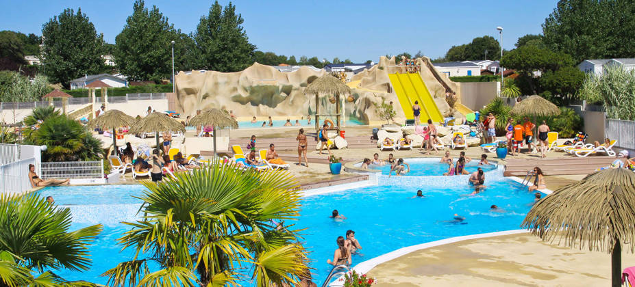 Plus qu'une piscine, une attraction