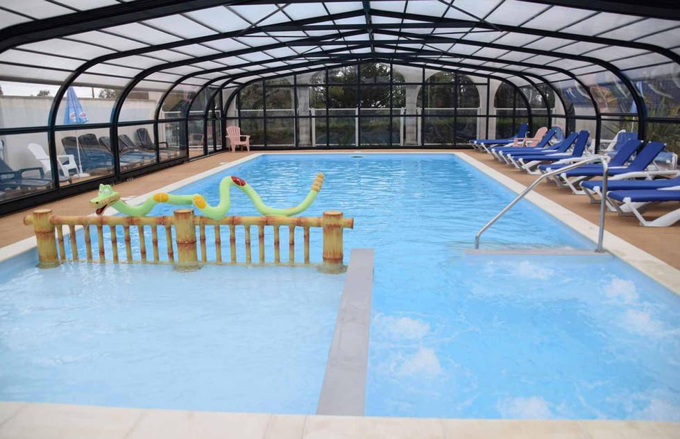 piscine couverte multi-activités
