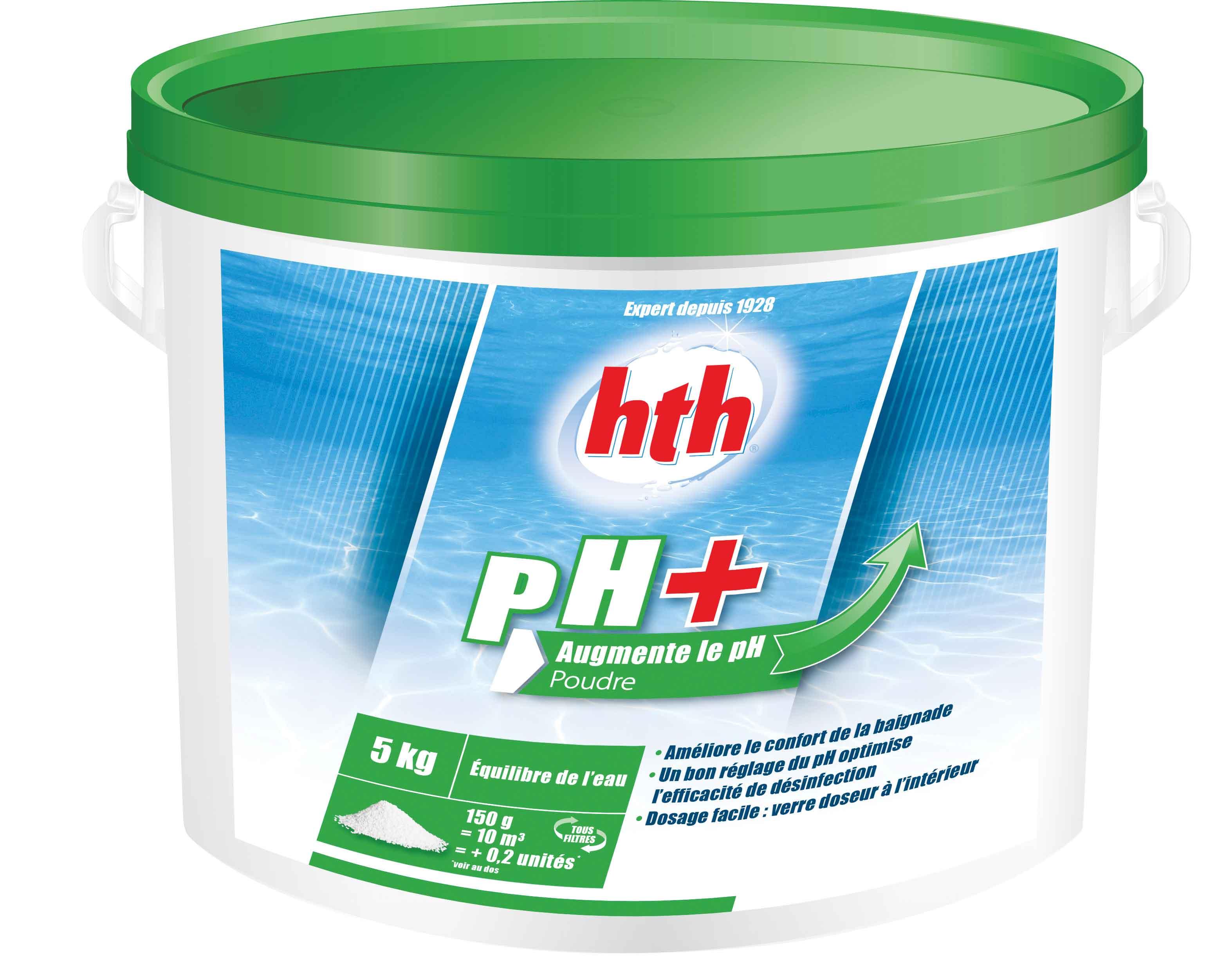hth pH plus