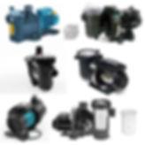 Pompe de filtration de l'eau