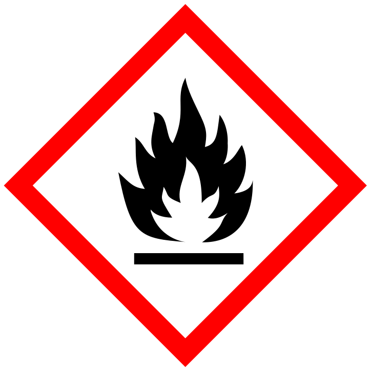 Pictogramme inflammable