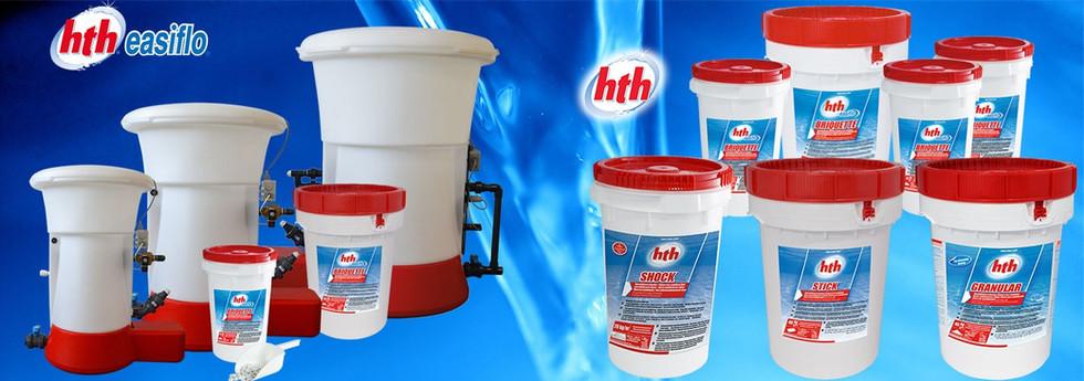 Partenaire et distributeur de la marque hth