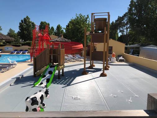 pataugeoire espace enfants