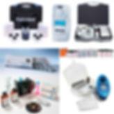 Accessoires et matériel d'analyse de l'eau