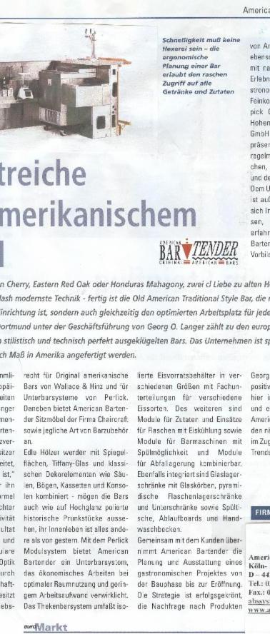 Presseberichte ABE 16.09.2008 EuroMarkt