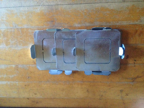 4 X 4  IAD  5 Pack Square Duct