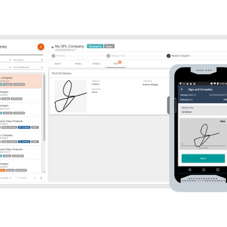 New Features : POD + Sign on Glass + More Widgets