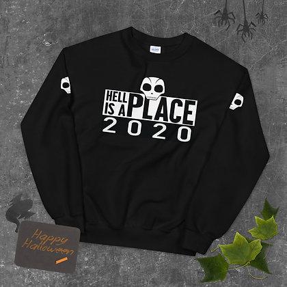 LIMITED EDITION HIAP 2020 Caution Sweatshirt
