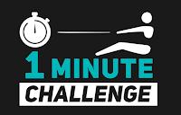 Liz Wins Four Nations 1 Min Challenge