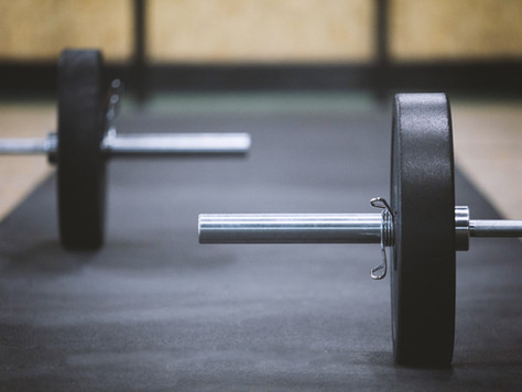 What should I be training in the gym as a triathlete?