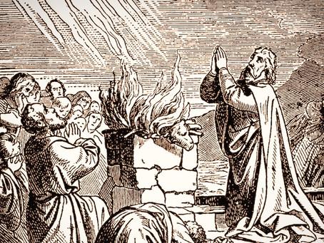 Earnest Prayers Of Elijah