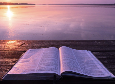 Learned For The Lord 4 – Finding Faith In Fearful Times