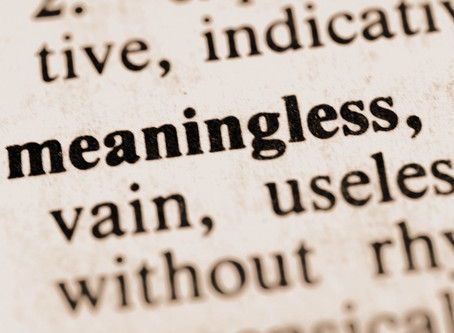 The Smoke Clears - Seeing New Light In Ecclesiastes