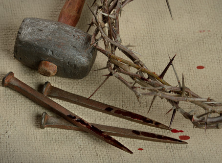 Our Sin Offering - Our Sins Are His
